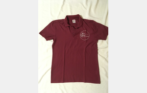Polo  H/F - broderie